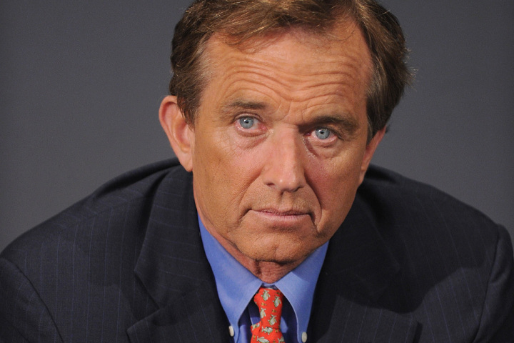 Robert F. Kennedy Jr., president of Waterkeeper Alliance