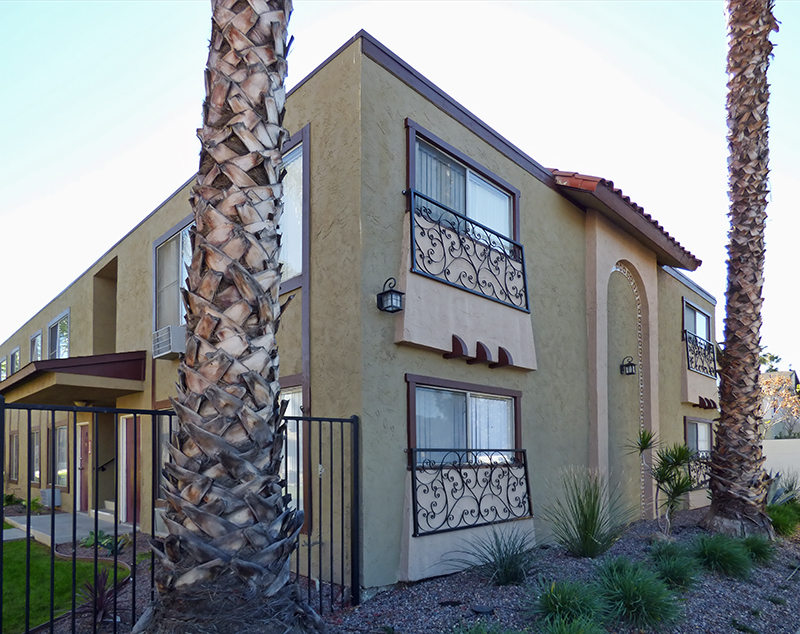 The 22-unit Southwinds Apartments at 909 Sunshine Ave. in El Cajon was purchased in 2013 for $2.35 million.