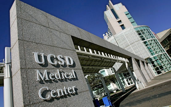 The hospital in Hillcrest was also ranked 5th overall in California.