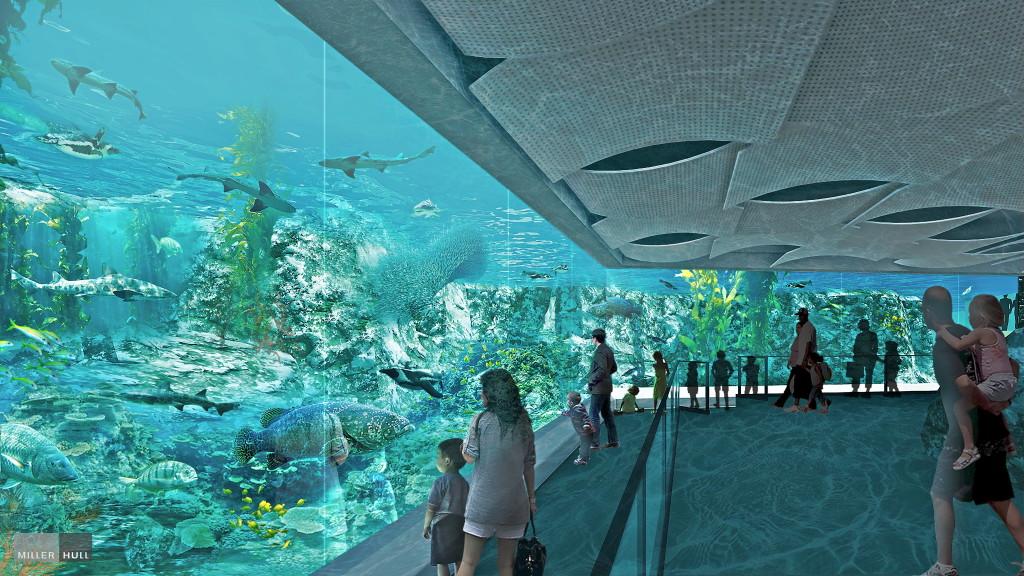 San Diego Zoo rendering