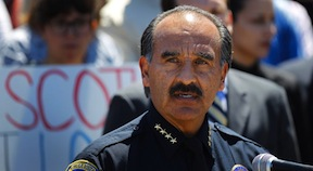 Chula Vista Police Chief David Bejarano