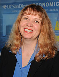Lada Rasochova, executive director of the California Institute for Innovation and Development .