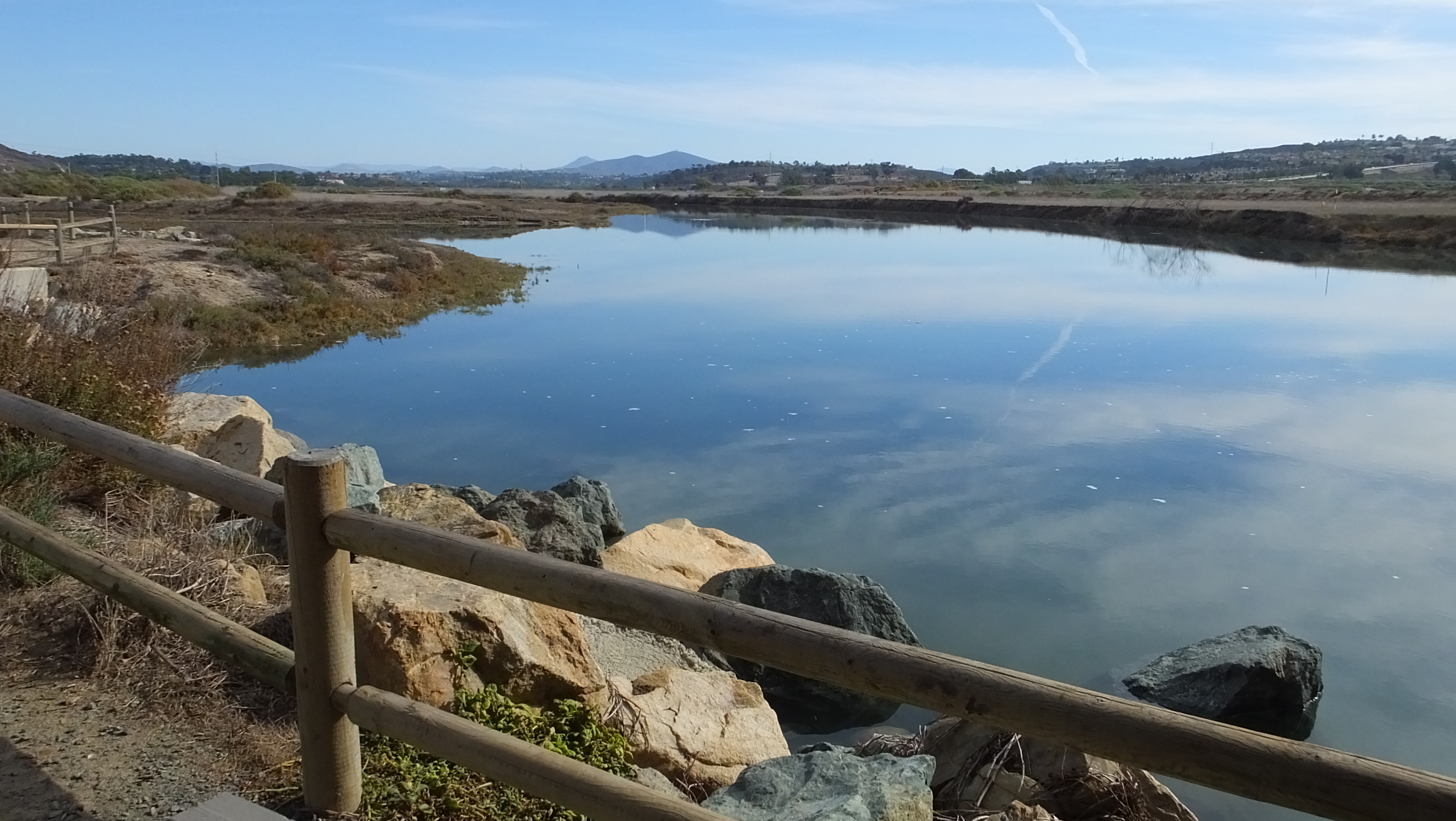 The San Dieguito Lagoon