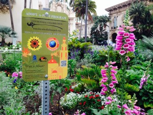 During the centennial year, the Adopt-a-Plot Program invites individuals, families, organizations and businesses to adopt a garden or landscape area within the park.