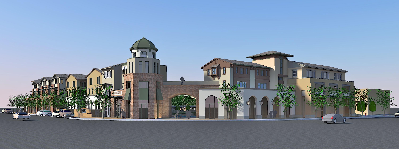 Eastgate Residential rendering