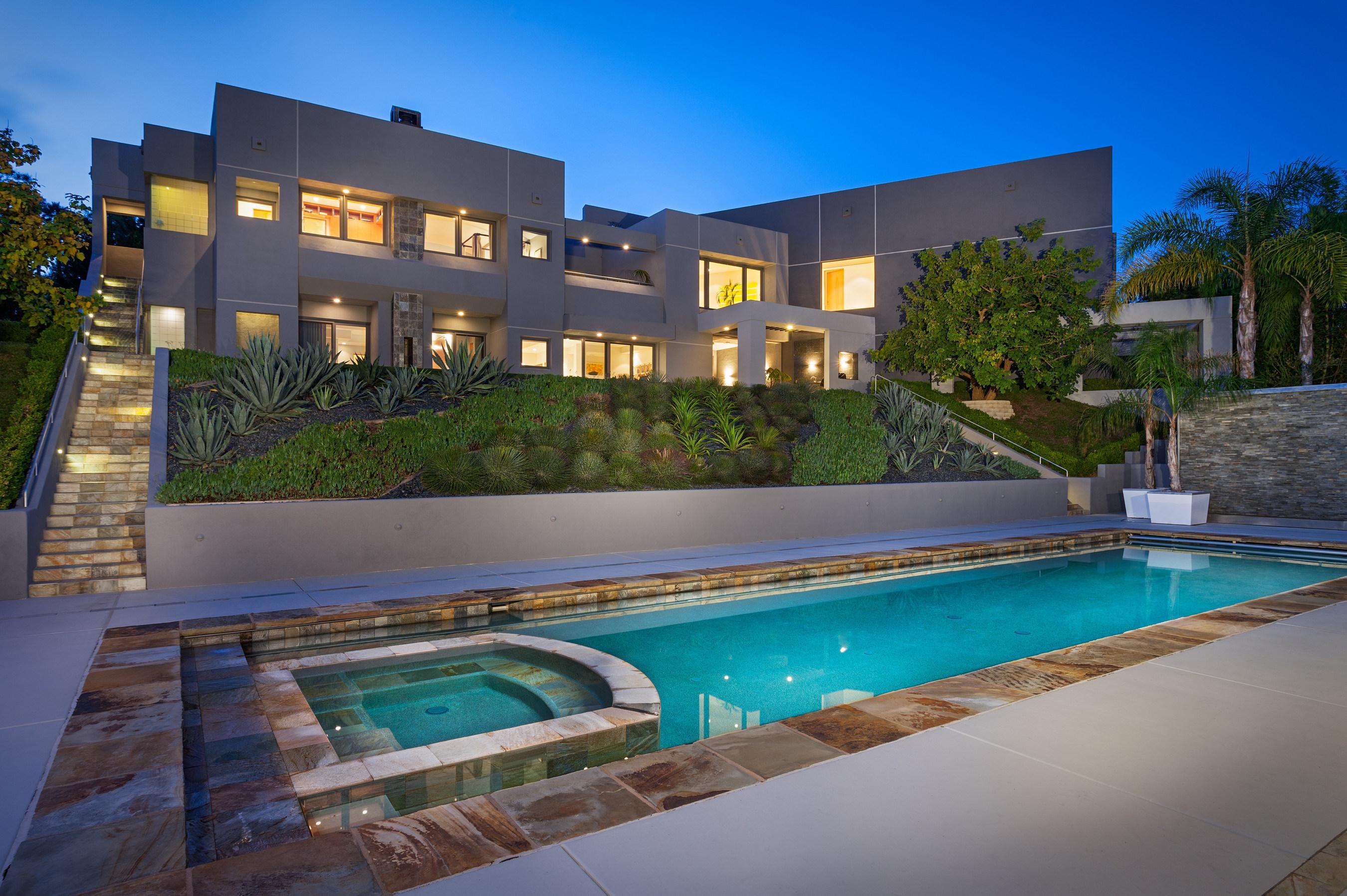 The Rancho Santa Fe home was originally listed at $9 million.