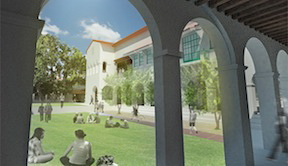The Engineering and Interdisciplinary Sciences Complex, a fundraising initiative.