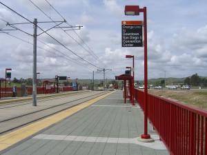 The Gillespie Field Station platform