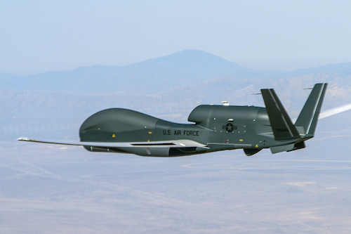 Northrup Grumman's Global Hawk