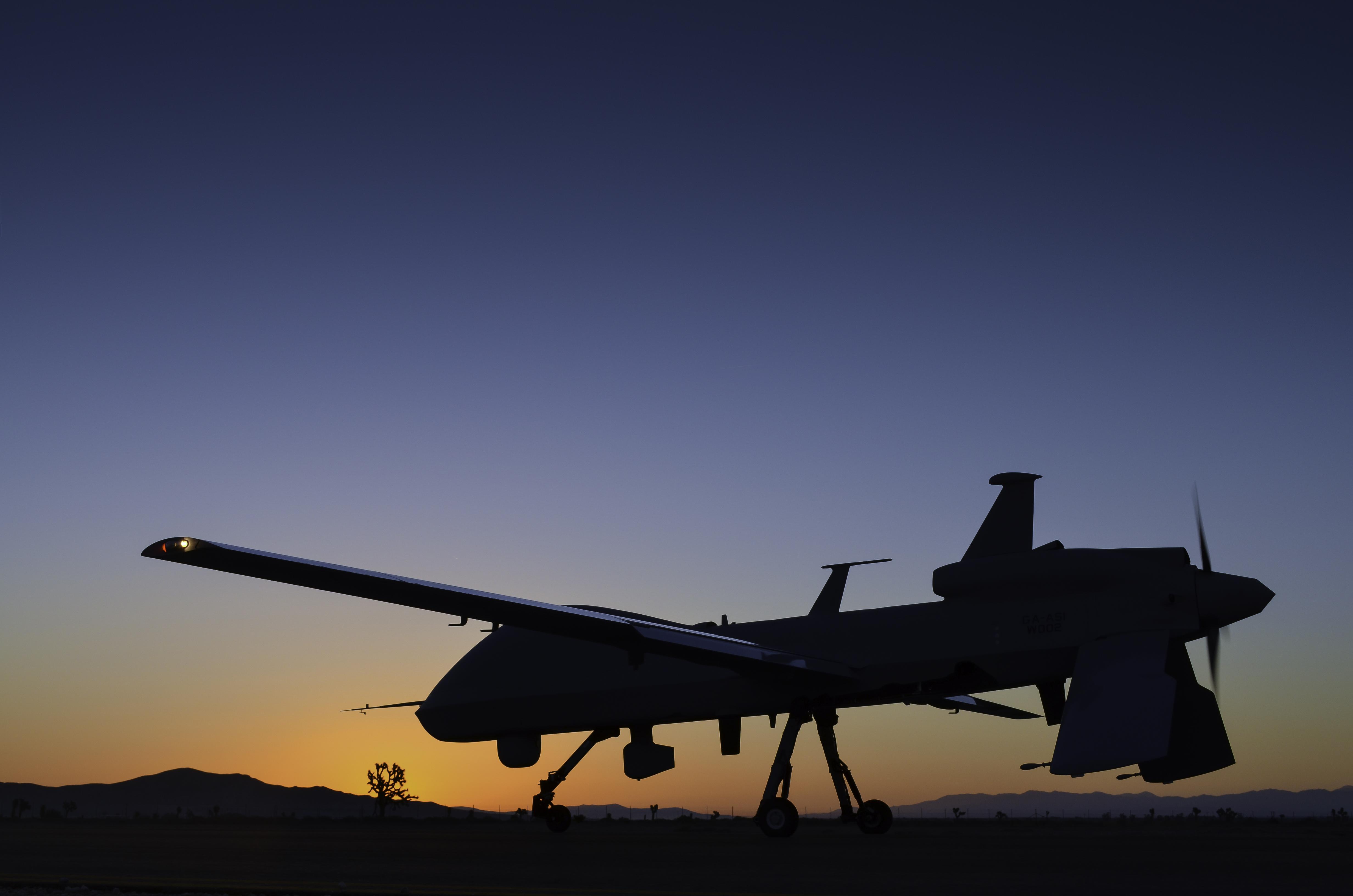 General Atomics' Gray Eagle