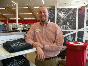 Store Manager Robert Farrington