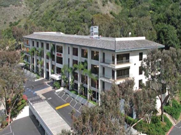 Office building at 2535 Camino Del Rio South