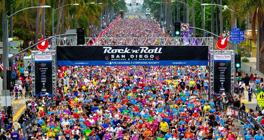 San Diego Rock 'n' Roll Marathon