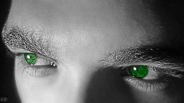 Eyes of Envy