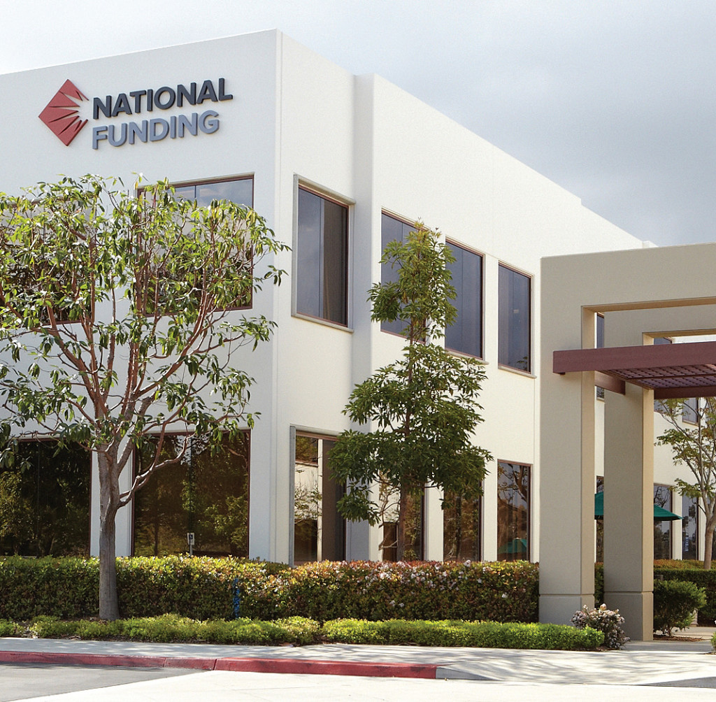 National Funding headquarters