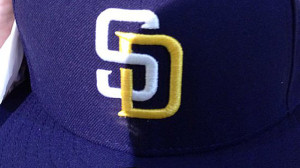 A look at a possible new hat for the San Diego Padres in 2016. (Courtesy of @SDHatGuy Twitter)