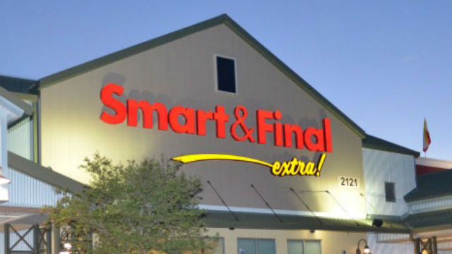 Smart & Final Extra store
