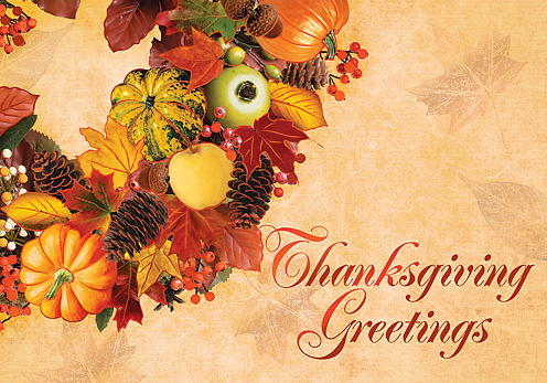 Have a wonderful Thanksgiving everyone!