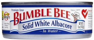 Bumble Bee Seafoods' popular product