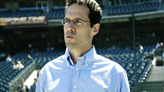 "DePodesta said he could apply the lessons he learned in baseball to an industry ""ripe for this kind of revolution."""