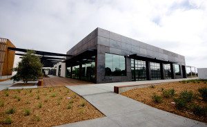 Cruzan's 177,000-square-foot office conversion MAKE, in Carlsbad