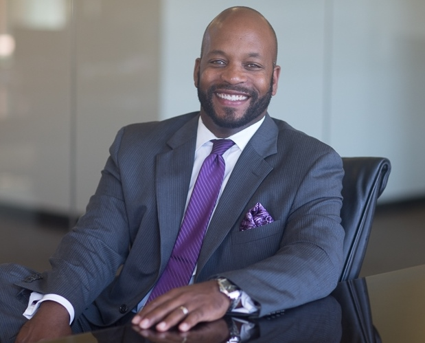 Community activist and lawyer Omar Passons,