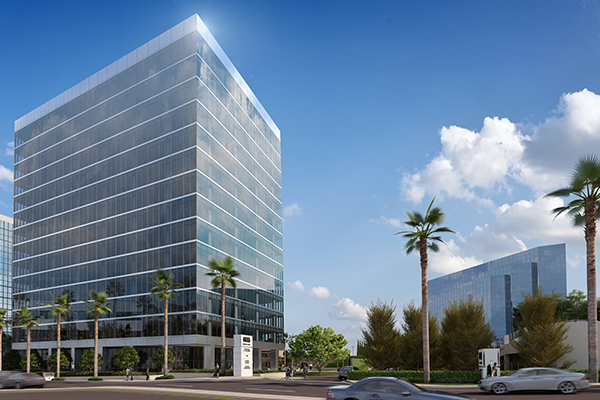 Irvine Company's 306,000-square-foot One La Jolla Center