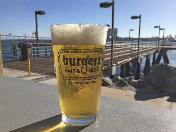 Burger Bait Beer