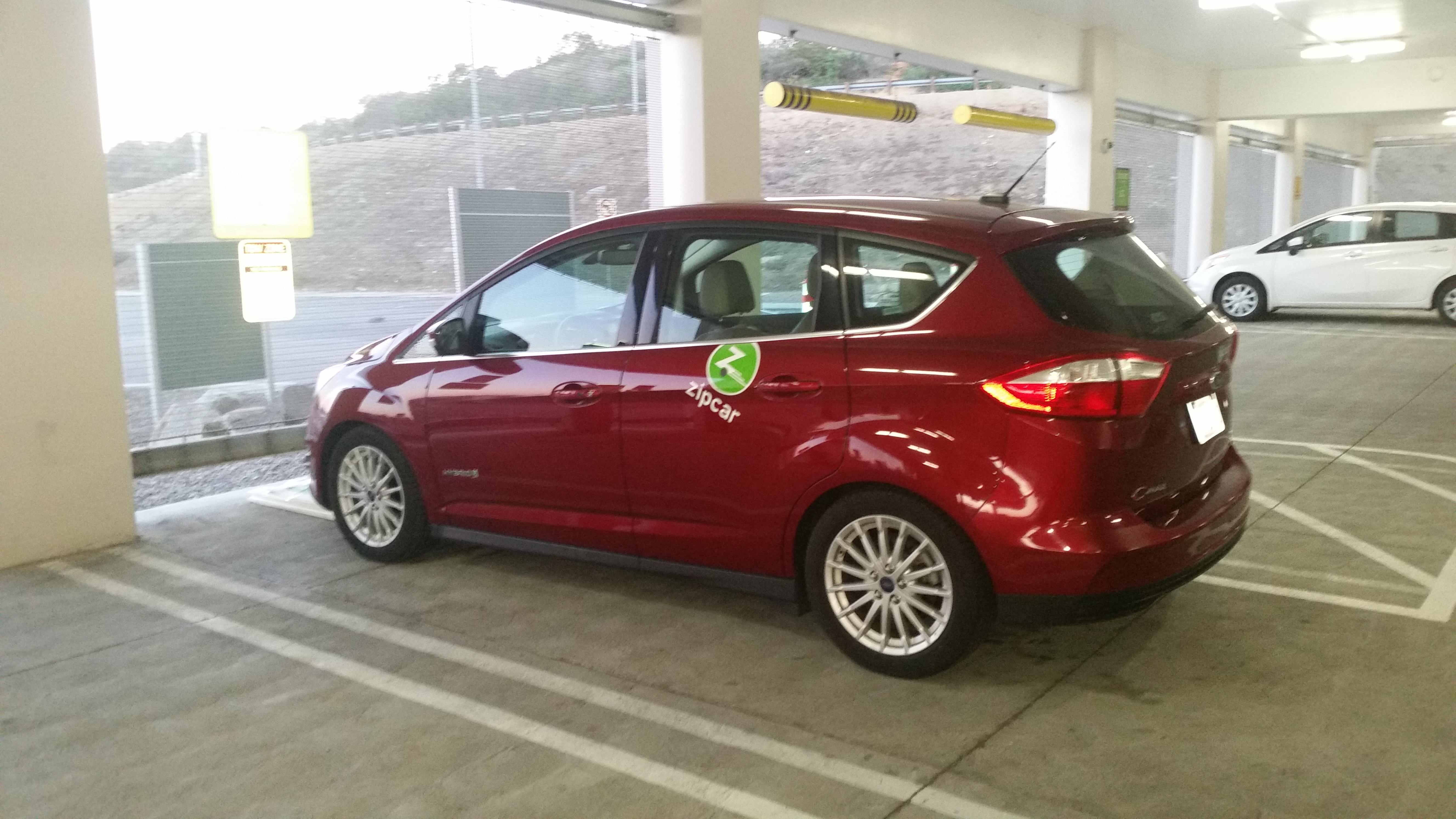 California State University San Marcos Zipcar