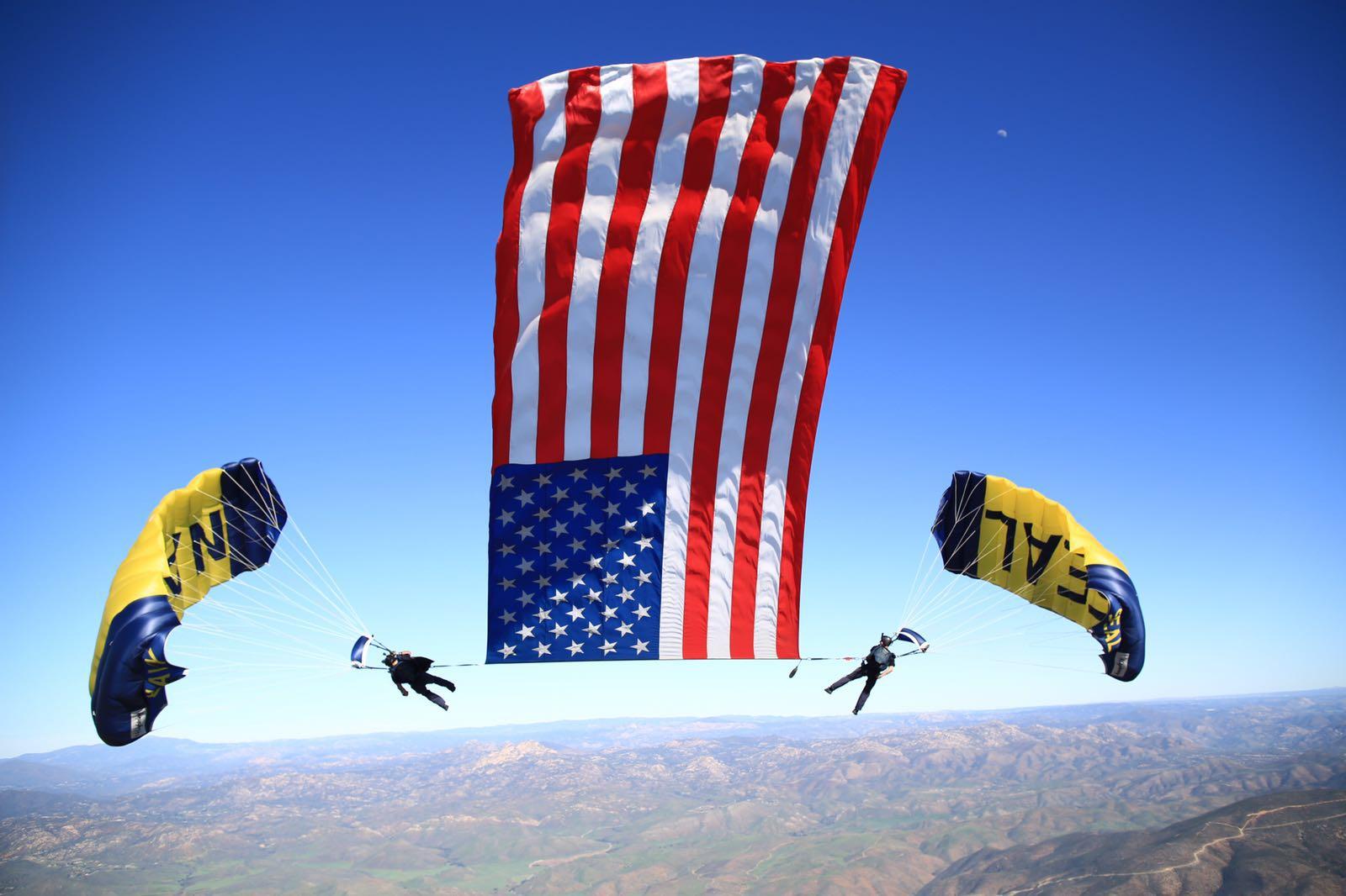 Navy Parachute Team