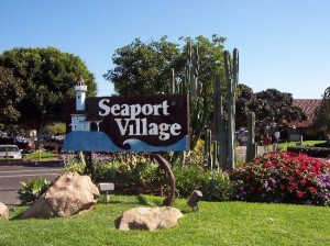 Seaport Village's 13.2 acres is included in the 70 acres that the Port wants to redevelop.