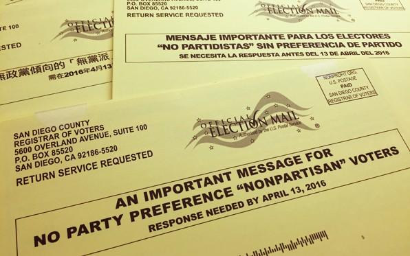 Nonpartisan Ballot