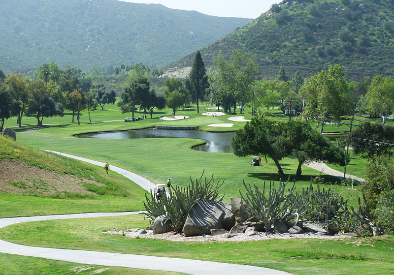 Sycuan Golf Resort. (Photo: Bernard Gagnon)