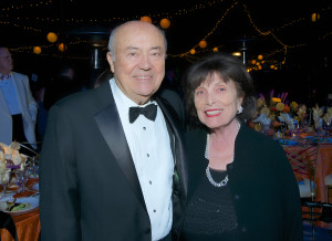 Andrew Viterbi and wife Erna, who died in 2015