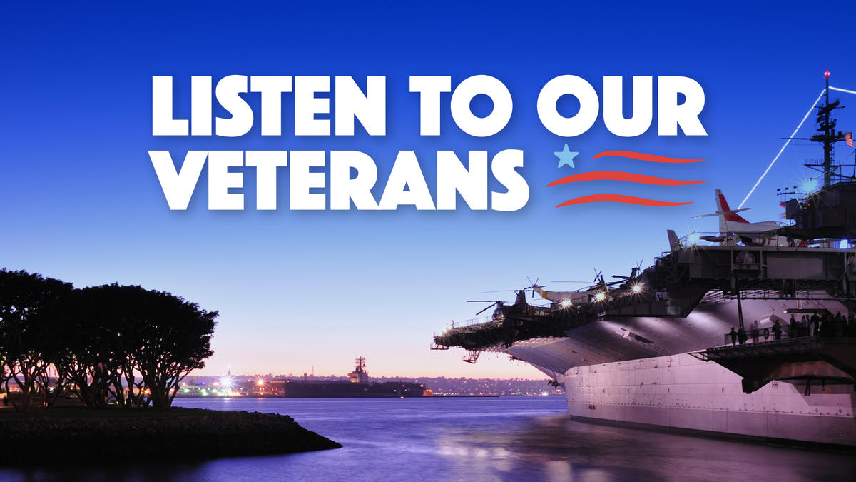 Listen to Our Veterans