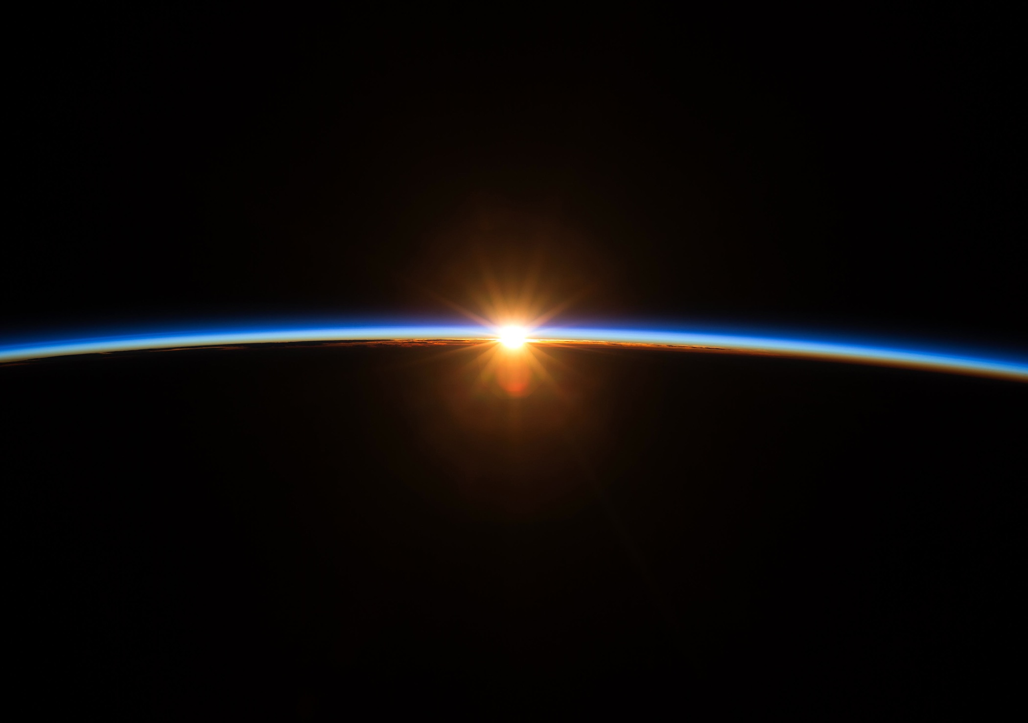 space station sunrise wallpaper - photo #46