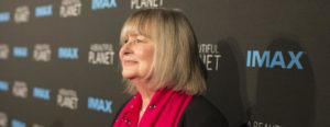 Myers is a veteran of IMAX documentaries and her film career spans more than 40 years.