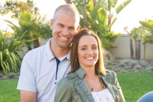 Hannah and Zachary Johnson