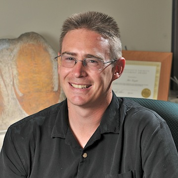 Professor Rob Knight is among the winners of this year's Biocom Life Sciences Catalyst Awards, which honors promising young academics and entrepreneurs. (Photo courtesy UC San Diego)