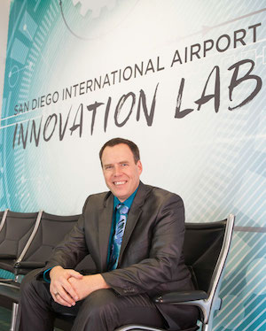 """""""We're continually looking to innovate and this term, """"innovation"""", has come up in the industry in the last few years as a buzzword yet nobody really has a clear definition of what it means to innovate,"""" says Rick Belliotti."""