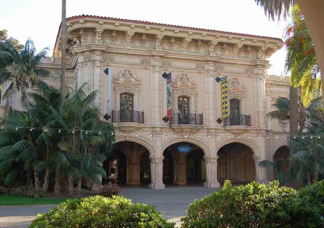 San Diego History Center (Courtesy of Balboa Park Online Collaborative)