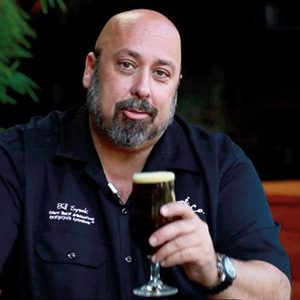 'Dr.' Bill Sysak, craft beer ambassador and certified Cicerone, will be one of the camp leaders.