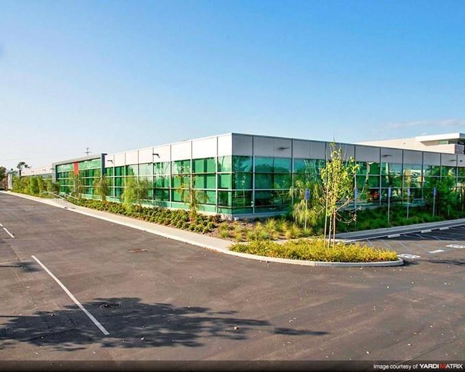 Petco headquarters in San Diego. (Image courtesy of YardiMatrix)