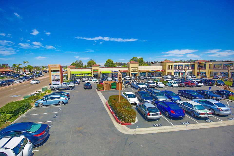 Rosecrans Shopping Center