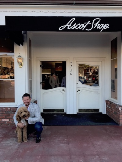 "Andy White, Ascot Shop owner, has personally seen several ""big corporate retail chains"" come and go within a three- to six-month time period. ""The rents are high and there is virtually no foot traffic. There are a lot of tourists, but they just aren't doing that type of shopping,"" said White."