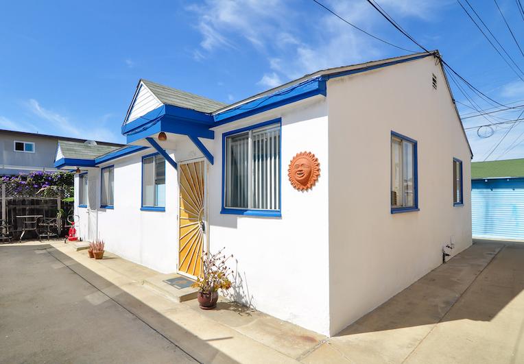 Ocean Beach apartments