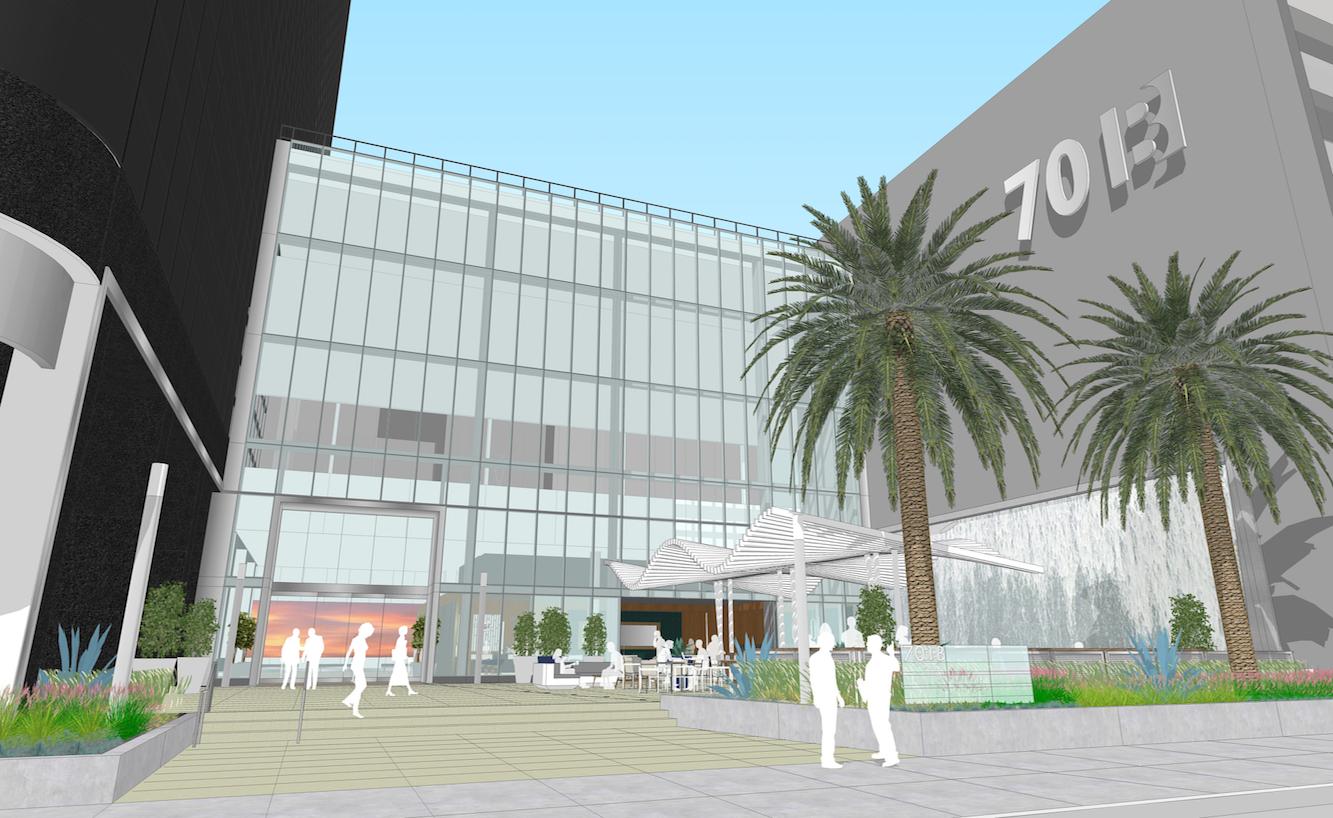 701 B Street rendering