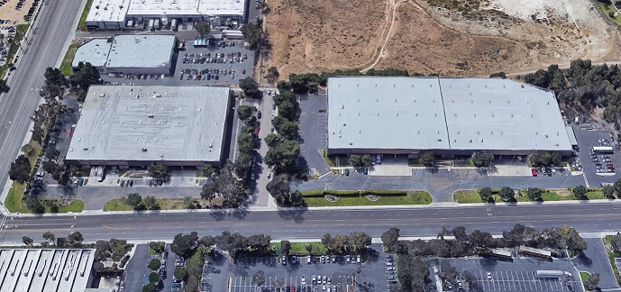 Chula Vista industrial property