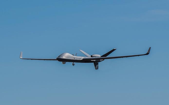 General Atomics' Predator B/MQ-9 drone