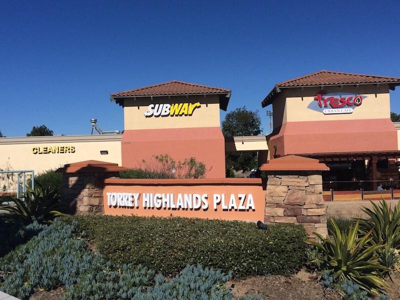 Torrey Highlands Plaza